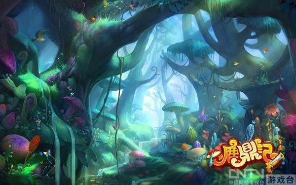 树木生长动画gif