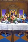 YY无罪!马里奥变耶稣恶搞《最后的晚餐》