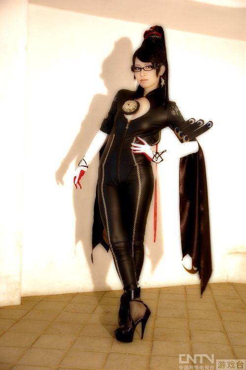 《猎天使魔女》贝优妮塔超赞cosplay欣赏
