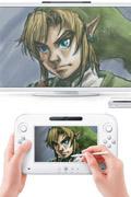 任天堂发布新一代主机 Wii U游戏机美图赏