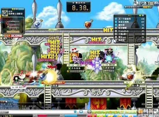 冒险岛混沌时代新版本倒计时!6月28日震撼开启!