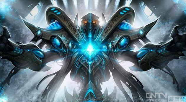 《星际争霸2》神族protoss背景介绍