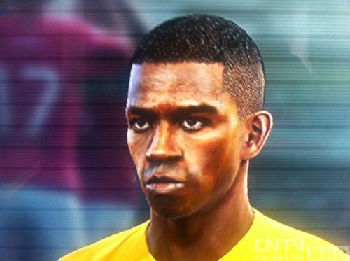 《实况足球2012》最新截图 人物头像展示_单