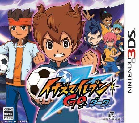 Q版足球游戏《闪电十一人GO》12月发售