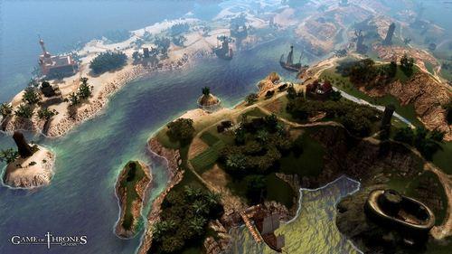 《权力的游戏:创世纪》游戏截图公布