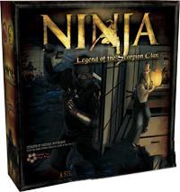 《忍者:蝎族的传说》下月上市