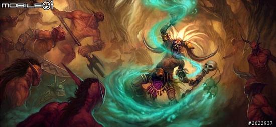 《暗黑破坏神3》巫医技能及职业属性详解