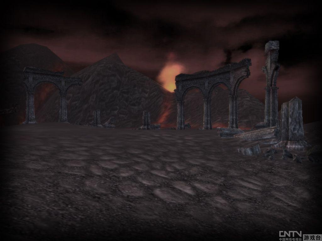 《冥王神话》游戏场景壁纸