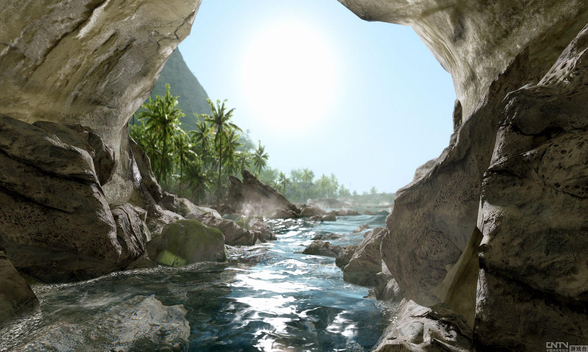史上最佳画面游戏高清图 《孤岛危机》1