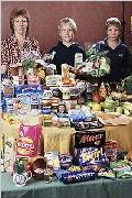 全球各地家庭把他们一周的食物都摆出来,你肯定会震惊!