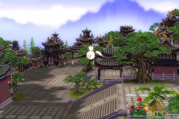 《天龙八部3》:精致国风