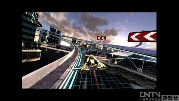 《反重力赛车2048》发售日确定