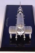 精美航天飞机 PVC成品模型展示