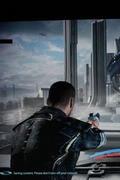 《质量效应3》Beta版偷跑屏摄照片