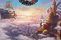 《勇者之翼》游戏原画一