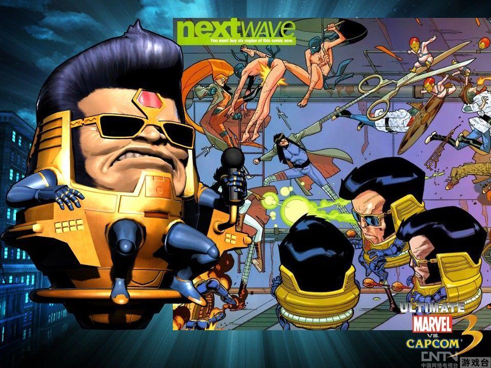《终极漫画英雄大战卡普空3》预定特典公开