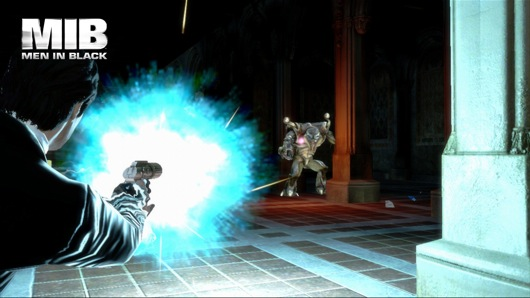 动视公布《黑衣人3》游戏 随电影明年春面市