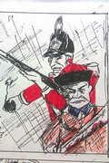 高手在民间 玩家手绘《使命召唤:鸦片战争》
