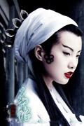 电影《青蛇》白素贞COS 这个妞可比王祖贤妩媚多了!