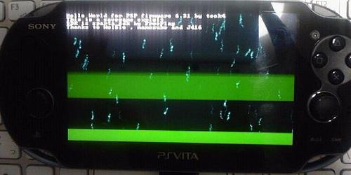 PSV发售第二天即告破