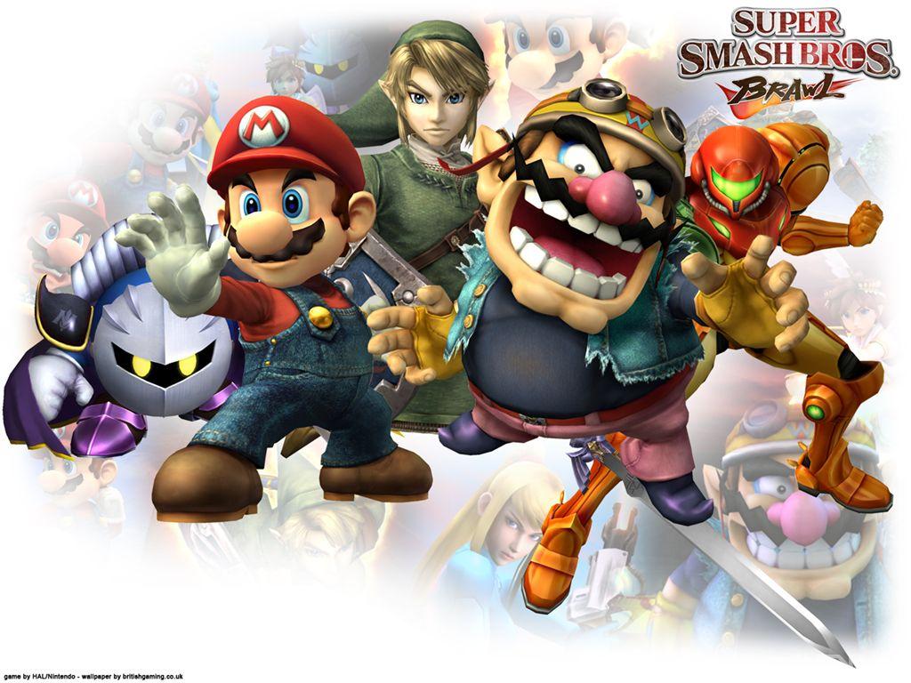 任天堂全明星大乱斗》新作开发将登陆Wii+U_