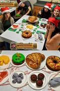 这种蛋糕你敢吃下去吗?暴雪2011圣诞甜品大赛获奖甜品赏