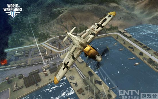 《战机世界》官方30问 飞机可用撞击伤敌_网络游戏_台