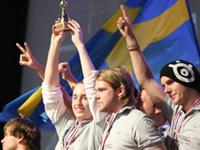 SK当选年度最受玩家青睐瑞典战队