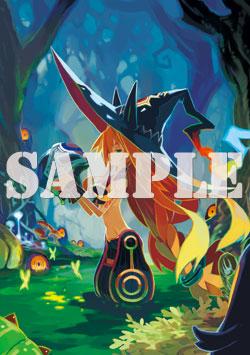 日本一ARPG新作《魔女与百骑兵》特典情报公布