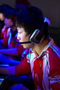 IEM6世界总决赛第一日图赏