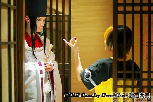 同重庆cosplay社团 高清图片