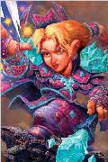 为了辛多雷的荣耀 魔兽世界卡牌插画欣赏