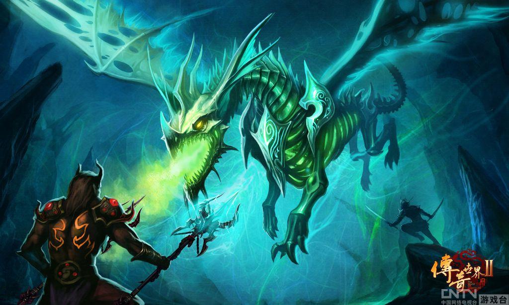 上古凶兽九幽蟠龙,是一种恐怖至极的存在