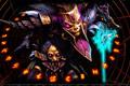 《暗黑破坏神3》玩家巫医同人作品