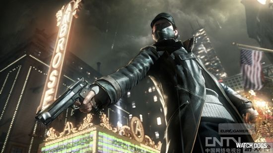 育碧E3游戏展公布全新大作《看门狗》登陆三