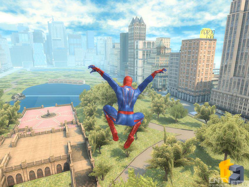 挑战ios视频视觉试玩超凡蜘蛛侠设备极限_手挑选视频图片