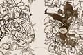 秋猫手绘壁纸:百位英雄大乱斗 绝对高清无码