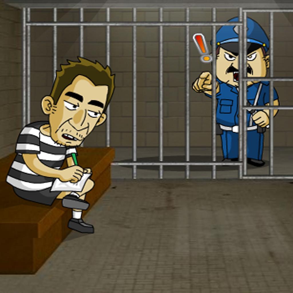 内容提要:   善良无辜的Jack入狱了。   发挥你敏锐的观察力和智慧帮助他从监狱中逃出吧!   这是一款非常简单又容易上瘾的游戏,让每个玩家都爱不释手!    Jack是一个无辜的人,他不幸入狱了。 监狱里面戒备森严,没有任何逃生工具,还有非常凶悍的看守,聪明的Jack制定了一个14天的计划,在这14天内他要画地图、制作铁锤、钻头、钻孔还要钻穿监狱厚厚的墙。   让我们来帮助Jack逃狱吧,发挥你无限的耐力及观察力,在规定的时间内完成计划,但是一定要小心,时刻都