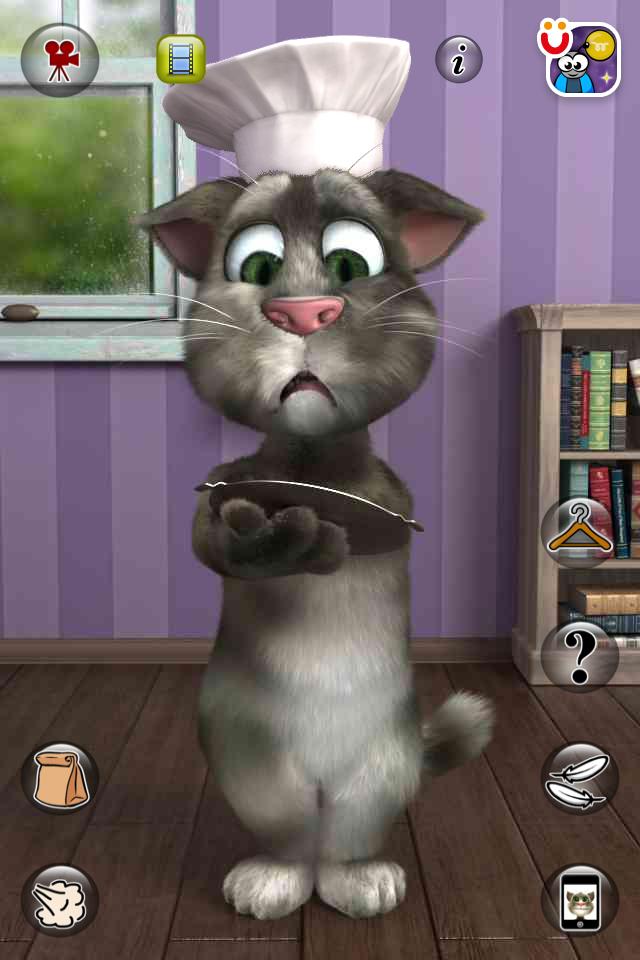 休闲游戏人气之作 会说话的汤姆猫v21 游戏