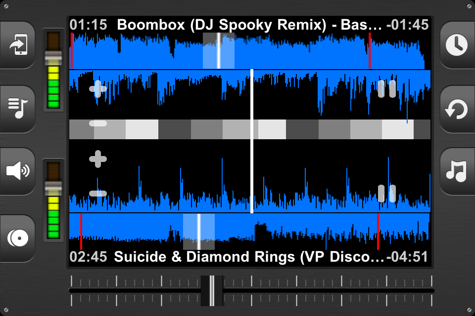 自己动手制作混音歌曲 dj mixer 软件
