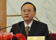 全国政协副秘书长 王胜洪