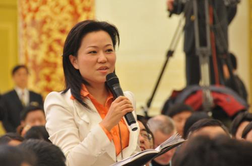 中国县域经济报、中国经济网记者提问