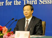 中国人民银行副行长、国家外汇管理局局长易纲