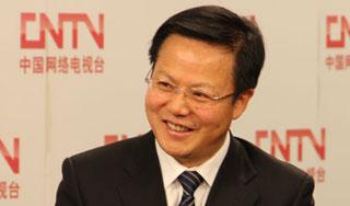 天门市委书记张爱国<br>改善民生与经济建设共赢