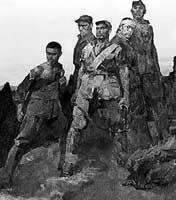 狼牙山五壮士——视死如归的英雄群体