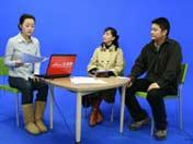 中央电视台记者王兴义、中国青少年网络协会应力谈网络色情信息背后深层原因