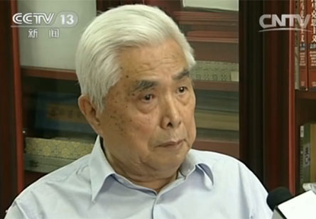 刘国光:为祖国求真理