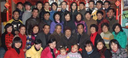 和睦家庭:浙江胡金凤家庭