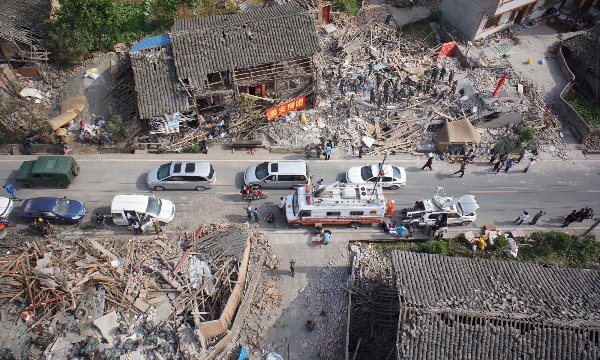 营口地震最新消息_2018地震预测死亡10亿