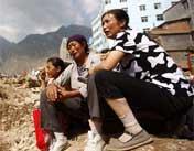 舟曲村妇救11名陌生人